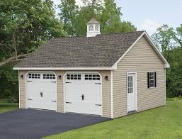 2 car garage 2 car garage space makers sheds