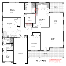 building a house plans dypsis house floor plans