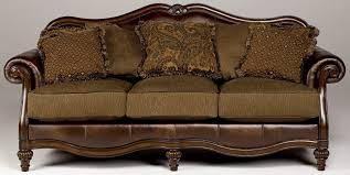 How To Clean Sofa Pillows by Claremore Antique Living Room Set From Ashley 84303 Coleman