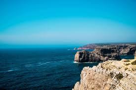 All Island Landscape by Bay Beach Coast Coastline Horizon Island Landscape Free Stock