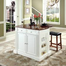 kitchen island drop leaf crosley drop leaf breakfast bar top kitchen island hayneedle