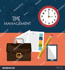 business project management graphic design icons stock vector