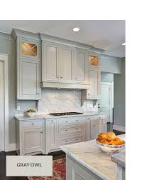 gray owl painted kitchen cabinets top 10 gray cabinet paint colors painted kitchen cabinets
