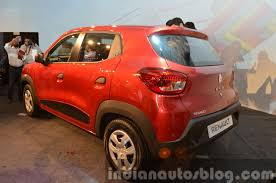 renault kwid silver colour renault kwid variants detailed