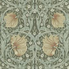 William Morris Wallpaper by And Co Pimpernel Wallpaper 210388