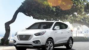 hyundai crossover 2016 next gen hyundai tucson fuel cell to get a big range boost roadshow