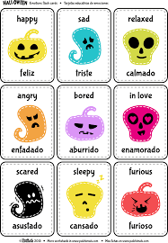 Halloween Cut And Paste Printables by Patchimals Educational And Cultural Contents For Children Apps