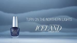 opi turn on the northern lights opi iceland shade story turn on the northern lights youtube