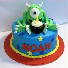 monsters inc birthday cake custom birthday cake