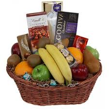 fruit baskets for delivery gifts and flowers delivery lebanon chocolates fruit basket by