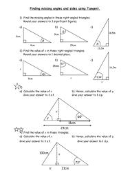 trigonometry sine cosine tangent by lou1990lou teaching