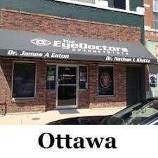 Ottawa Awning The Eyedoctors Optometrists Optometrists 316 S Main St