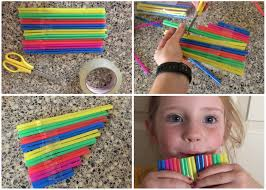 Musical Instruments Crafts For Kids - clangers inspired craft make your own musical instruments from