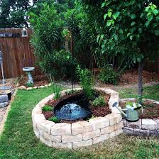 above ground pond i like the general design but the pond liner