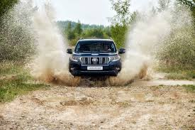 land cruiser off road toyota land cruiser prado refreshed with new looks more luxury