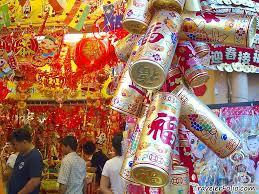 Cny Home Decor New Year Decoration Chinatown Singapore Travel Dma Homes