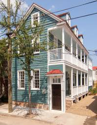 the completed exterior of 20 percy street percy charleston