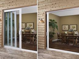 Backyard Sliding Door These Pocket Doors Create A Seamless Transition From Inside To