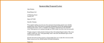 proposal latter 32 sample business proposal letters proposal