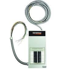 generac 16 circuit 100 amp load center rtg16eza1 the home depot
