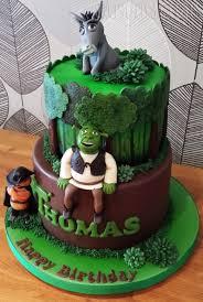 25 shrek cake ideas shrek swamp party