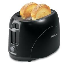 Sunbeam 4 Slice Toaster Review Sunbeam Black 2 Slice Toaster