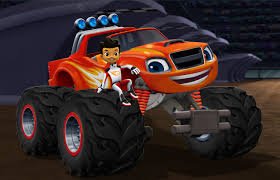 monster truck shows 2014 nickelodeon to debut over 100 episodes of brand new educational
