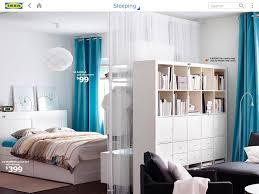 Dividing A Bedroom With Curtains Inspiration Using A Bookcase As A Room Divider Studio Apartment