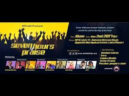7 hours of praise october 2nd 2017
