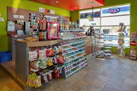 Supermarket Cash Desk Service Counter Systems Mccowan Store Fixtures