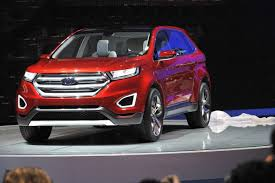 ford edge crossover ford confirms new edge global crossover will be built at canadian