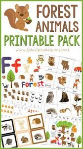 free animal homes clip it cards preschool and kindergarten age