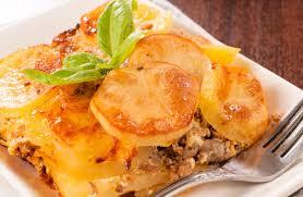 potato recipes for thanksgiving dinner ground beef and potato casserole recipe sparkrecipes