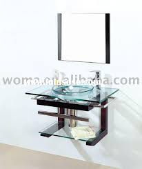 bathroom glass vanities bathroom glass vanities hgtv