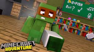 minecraft adventure tiny turtle breaks his legs youtube