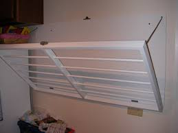 Drying Racks For Laundry Room - laundry room laundry drying rack wall mounted design wall