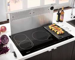 Compact Induction Cooktop Dacor Dytt305nb 30 Inch Electric Induction Cooktop With 5 Cooking