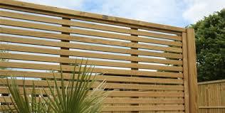 4 Ft Fence Panels With Trellis Fence Panels Garden Fencing Panels Garden Gates Decking