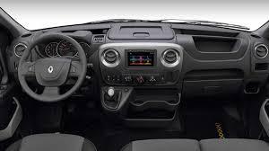 renault truck interior master vans renault uk