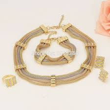 aliexpress gold necklace images 63 best fashion gold plated jewelry sets images jpg