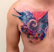 60 best abstract tattoos design collection for your inspiration
