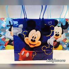 mickey mouse favor bags mickey mouse party favors ebay