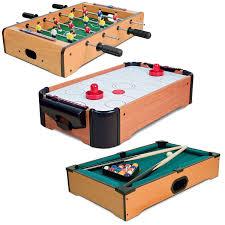 table top football games mini table top air hockey football pool game set desktop arcade toy