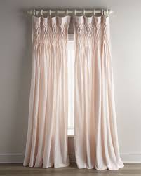 Light Pink Curtains For Nursery Appealing Pink Grommet Curtains Decorating With Harpers Floral