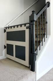 Child Gates For Stairs Best 25 Craftsman Dog Gates Ideas On Pinterest Craftsman Dog