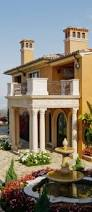old world italian house plans