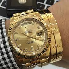 gold bracelet mens watches images 35 best gold rolex images gold rolex fancy watches jpg