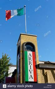 Flag British Columbia Arriva Italian Restaurant And Flag Commercial Drive Little Italy