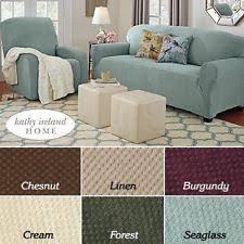 Reclining Sofa Slipcover Recliner Slipcover Ebay