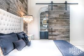 Wood Wall Covering by Tobacco Barn Grey Wood Wall Covering U2013 Master Bedroom Porter